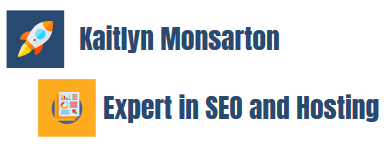 Kaitlyn Monsarton : Specialist in SEO and web hosting
